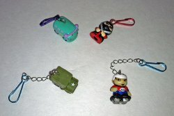 DIY Squinkies Zipper Clips