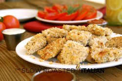 Homestyle Chicken Nuggets