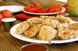 Homestyle Chicken Nuggets