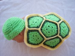 Newborn Turtle Costume