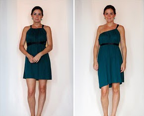 15 Minute Convertible Dress