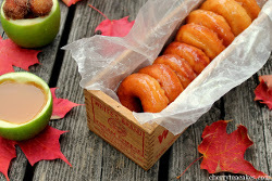 Apple Cider Glazed Donuts