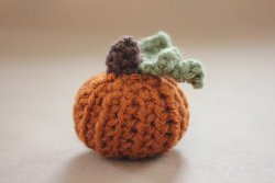 Teeny Tiny Pumpkin Pattern