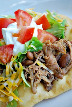 Copycat Taco Bell Pork and Bean Chalupas