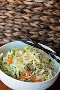 Takeout Chinese Coleslaw