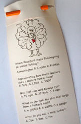 Total Turkey Trivia