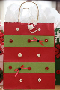 Merry Holiday Gift Bags