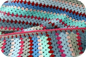 Granny Stripe Edging