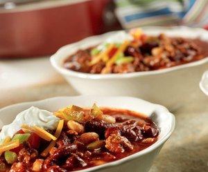 Easiest 2 Bean Chili