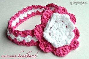 70+ Crochet Headband Patterns  948a4e9d3d1
