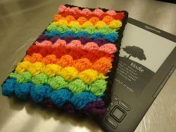 Multicolored Kindle Cover