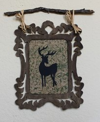 Rustic Nature Frame
