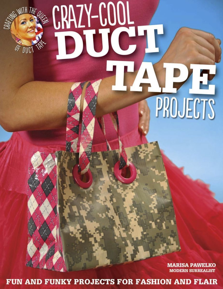 craft ideas with duct tape cool duct projects favecrafts 6324
