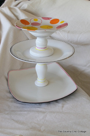 Make Your Own Cupcake Stand Allfreeholidaycrafts Com