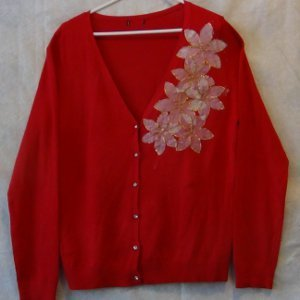 Embellished Holiday Sweater Craft