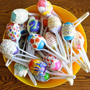 Easy Easter Egg Maraca Instrument