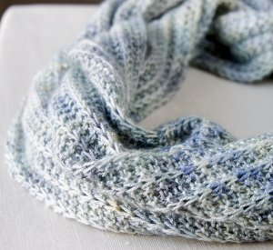 Cool Breeze Infinity Scarf