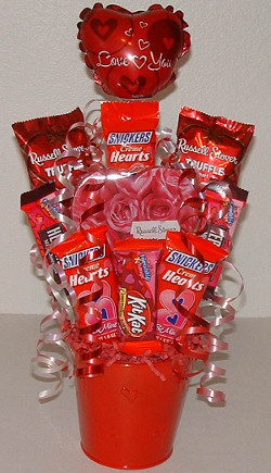 Candy Gift Bouquet