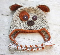 Free Crochet Patterns Childrens Animal Hats : Adorable Animal Hats: 55 Free Crochet Hat Patterns for ...