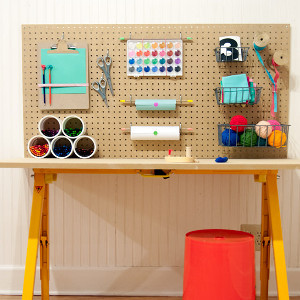 Kids' Craft Station