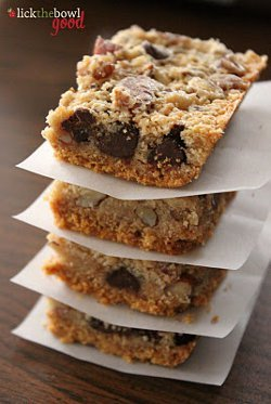 Homemade Kentucky Derby Bars