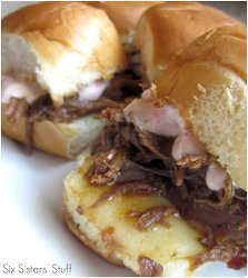Three Envelope Pot Roast Sliders