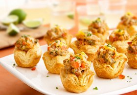 King Ranch Chicken Shells