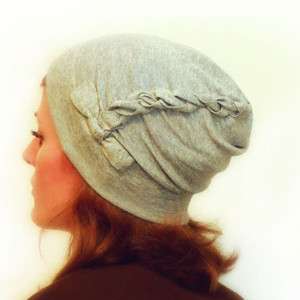 Twists and Bows Slouch Hat