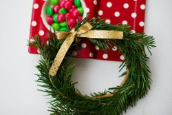 Little Tree Branch Wreath
