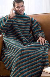 Everyone Can Snuggle Afghan | AllFreeCrochet com