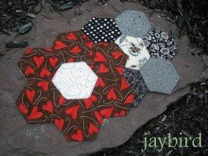 Grandmother S Flower Garden Table Topper Pattern
