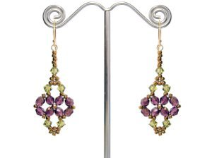 Victorian Flaire Earrings