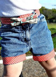 Ready for Summer Denim Refashion