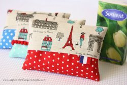 Take Anywhere Tissue Cover