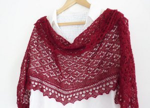 Lace Dreams Shawl