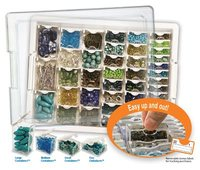 Assorted Bead Storage Tray from Bead Storage Solutions