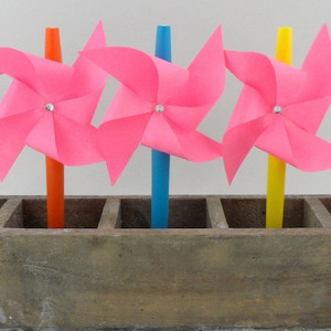 Post It Pinwheels