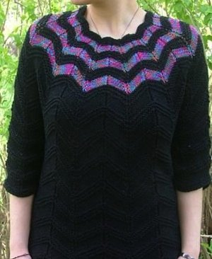 c8b669ae97e9 Knit From the Top Down  16 Sweater Knitting Patterns ...