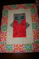How to Make an Owl Quilt Block
