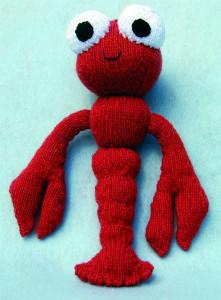 Lobster Free Knitting Pattern Allfreekidscrafts Com