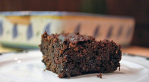 Carrot Zucchini Chocolaty Brownies