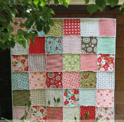 15 Layer Cake Quilt Patterns Favequilts Com