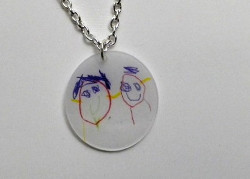 Cute Kids' Pendant