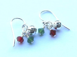 Jolly Jingle Bell Rock Earrings