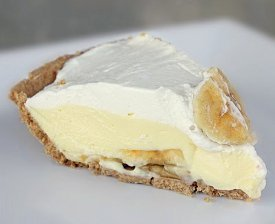 World's Easiest Banana Cream Pie