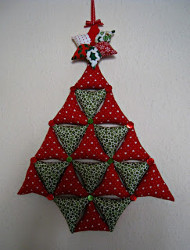 Stacked and Stuffed Triangle Tree