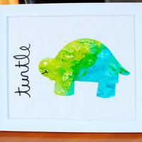 Color Burst Animal Gallery