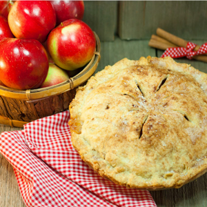 Grandma's Old Fashioned Apple Pie