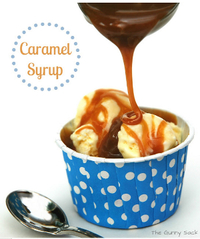 How To Make Caramel Syrup