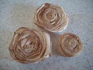 Coffee Stained Roses